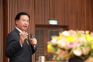 Folkrepubliken Kina har ingen rätt att tala för Taiwans 23,5 miljoner invånare, skriver Jaushieh Joseph Wu, utrikesminister i Republiken Kina (Taiwan).