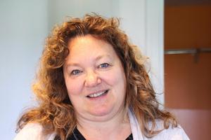 Marie Stam, samordnare för Fagersta ungdomscenter, är glad över de statliga pengarna som möjliggör kommunernas satsning på sommaraktiviteter för ungdomarna.