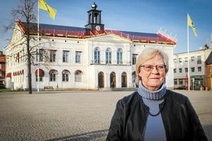 Elizabeth Salomonsson, S, kommunstyrelsens ordförande i Köping.Foto: Ulf Eneroth
