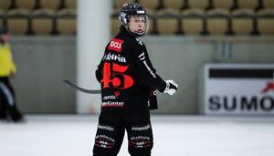 Måns Engström gjorde ett av målen i 2–2-matchen mellan Tellus och Tillberga.