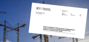 JO kritiserar länsstyrelsens långsamma handläggning när det gäller att avgöra dispenser för bygglov i strandnära lägen. Foto: TT