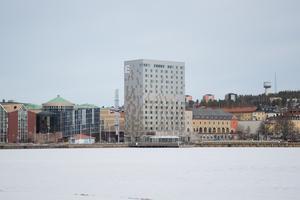 Elite hotell i Örnsköldsvik.