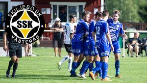 Max Holmberg (längst till höger) är aktuell för Skiljebo.