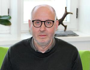 Lars Halén, ekonomidirektör i Region Västernorrland. Bild: Pernilla Sandin