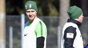 Marcus Johansson har gjort klart med en ny klubb.