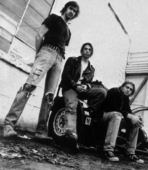 """Då. För 20 år sedan släpptes Nirvanas """"Nevermind"""", skivan som gjorde indiemusiken mainstream. Här ses bandet samma år som albumet kom ut."""