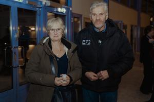 Anna Eriksson och Peter Eriksson. Bild: Martin Bohm
