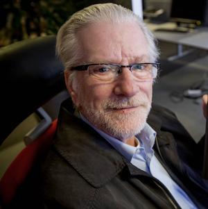Eric Björklund. Arkivbild.