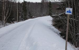 Cykelvägen från Dröverka ned mot Brunnsvik har plogats, vilket upprört medlemmar i skoterklubben. Nu har kommunen beslutat om en kompromiss som förhoppningsvis kan godtas av både skoteråkare och flanörer.