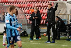 Daniel Bäckström coachar ÖSK:s U21-lag.