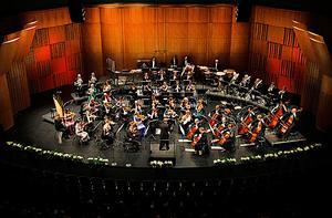 Symfoniorkestern.