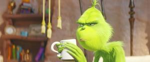 Grinchen är mer en lagom missanpassad gnällgubbe än någon mästerskurk den här gången.