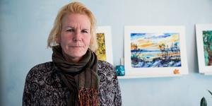 Peggy Strobel tenderar att återvända till Stollberg för att söka sina rötter.