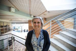 Eva-Lena Palander, VD för Falun-Borlängeregionen.