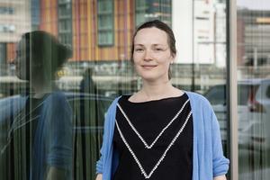 Lisa Irenius, kulturchef på Svenska Dagbladet, är kritisk till tillsättningen av Amanda Lind. Arkivbild. Foto: Pi Frisk / SvD / TT