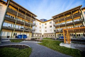 Nya äldreboendet Rosenbacken är nyligen invigt – och nu planeras för ännu ett nytt boende.