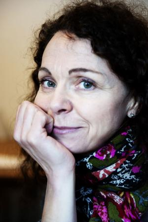 Anna Grånäs Jacobsson, VD och delägare till Trappfabriken i Rättvik hade inte tänkt sig att arbeta inom träindustrin, men hon tycker mycket om den tillvaron.