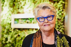 Eva Eriksson, förbundsordförande SPF Seniorerna.  Foto: Pressbild/SPF Seniorerna