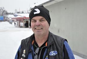 Peter Nordlander, 61 år, entreprenör, Njurunda.