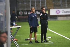Tränarduon Ärnsved och Biörs ger Mimmi Paulsson-Febo fortsatt förtroende.