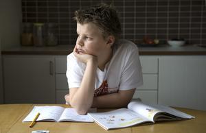 Om samarbetet mellan skolan och hemmet utvecklas kring hemuppgifterna skapas förutsättningar för att eleverna ska lyckas bättre med sina studier, skriver debattören. Foto: TT