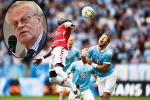 RF:s ordförande Björn Eriksson att spelfuskbrottet är bra och nödvändigt.
