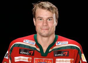 Porträtt på Ronnie Sundin, Frölunda. Foto: TT