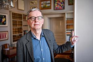 Foto: Erik Simander/TTAnders Olsson, tillförordnad ständig sekreterare för Svenska Akademien.