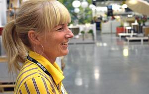 Jessica Öhlund säger att kundernas köpbeteende förändras.