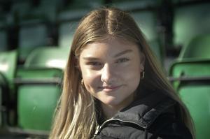 Hannah Nilsson.