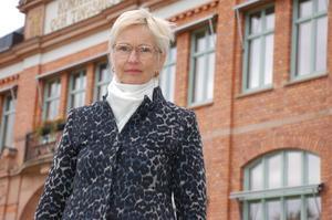 Ann-Therese Albertsson är kommunchef i Orsa och betonar att det är viktigt att reda ut detta. Arkivbild tagen av Katarina Cham.