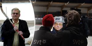 Björn Swartswe satte Ljusdal på bandykartan. Foto: Arkiv