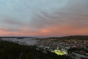 Marknadsförningen av GIF Sundsvalls nattmatch var för liten, skriver signaturen