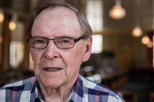 Tore Södersten, 80 år, Mora.