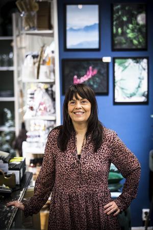 Carina säger att hon har bearbetat stängningen av butiken under en sådan långt tid, och att hon nu ser fram emot nya äventyr.