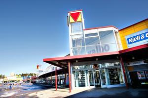 Valbo köpcentrum. Bild: Gun Wigh/arkivbild