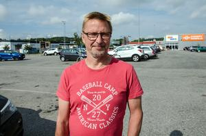 Per-Anders Wahrenby, 60, montör, Kramfors.