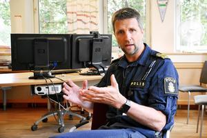 Polisen i region nord jobbar mycket med ledarskapsfrågor. Polisområdeschefen Kenneth Bergquist berättar att filosofin är att lita på medarbetarna.