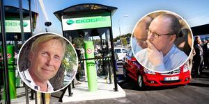 M-politikerna Pekka Seitola och Niclas Bornegrim har anklagats för jäv i  debatten om Gästrike Ekogas.