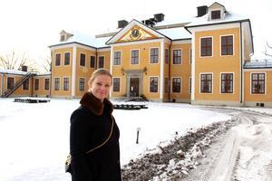 Miljön och historierna här är så inspirerande, säger Ulrika Sandström Klinth.