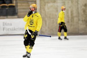 Pontus Blomberg har träffat Vänersborg men uppvaktas även av andra klubbar.