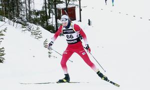Oscar Andersson kom tillbaka starkt på söndagen, efter en lite tyngre dag på sprinten i lördags.