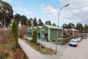 Nummer 6. Radhuset på Skallberget.Foto: Fru Humble's