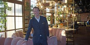 Felix Fuchs, vd Steam Hotel, landar på 38:e plats på VLT:s lista över de 100 mäktigaste i länet.