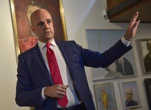 Fredrik Reinfeldt talar bland annat om hur vi påverkas av  förändringar i Sverige, Europa och världen.