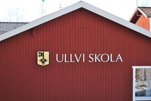 Enligt förvaltningens rekomendation ska Ullvi skola ha elever upp till tredje klass. (Foto: Annki Hällberg)