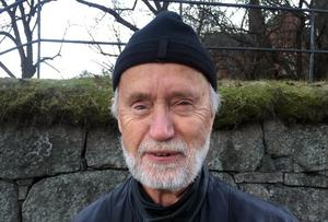 Sigge Godin, 80+, pensionär, Sundsvall