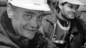 Till vänster: Börje Nilsson
