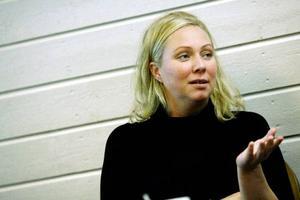 """""""Det är fritt fall inom restaurangnäringen nu och än är inte botten nådd"""", säger Susanne Pripp, chef på Gamla teatern."""