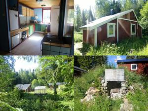 Det här vinterbonade fritidshuset är till salu i Sunnansjö med ett utgångspris på 320 000 kronor.